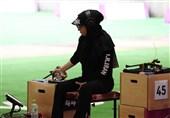 پارالمپیک 2020 توکیو| دلیل آخر شدن سمیرا ارم در تیراندازی چه بود؟