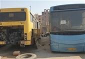 ناوگان حمل و نقل مسافربری در خراسان جنوبی فرسوده شدند