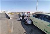 منع تردد برونشهری تاکسیهای فرودگاه و دفاتر ویژه حل میشود