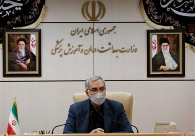 İran'da Aşılama İçin Yaş Sınırı Kalktı