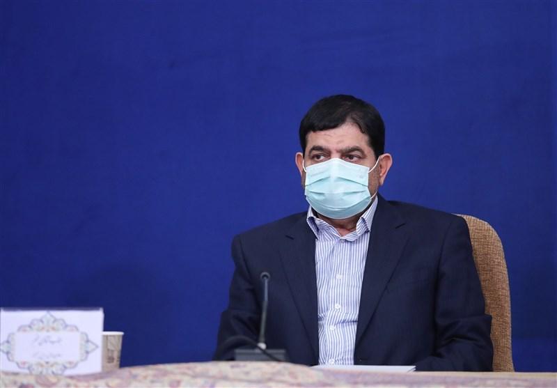 تماس تلفنی معاون اول رئیسجمهور با نماینده ولیفقیه در استان کردستان/دولت دغدغه تسریع در واکسیناسیون را دارد