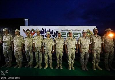 """الجیش الإیرانی یفوز بمسابقات """"خبراء السلاح"""" الدولیة"""