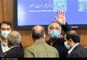 علیرضا زاکانی شهردار تهران در جلسه شورای شهر تهران