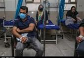 COVID Hospitalizations in Iran Falling