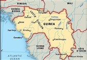 اعلام منع آمد و شد سراسری در گینه