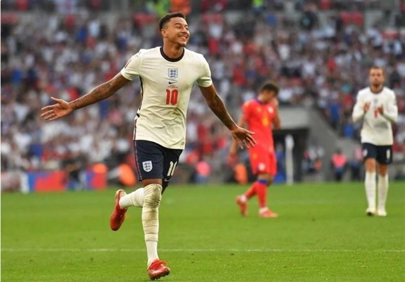 انتخابی جام جهانی ۲۰۲۲| پیروزی قاطع انگلیس با دبل لینگارد/ ایسلند از شکست خانگی گریخت