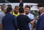 واکنشها به جنجال تعلیق بازی برزیل و آرژانتین/ فیفا بیانیه داد
