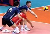 والیبال قهرمانی اروپا| صدرنشینی لهستان، ایتالیا، ترکیه و آلمان در گروههای 4 گانه
