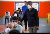 بازدید میدانی خبرنگار تسنیم از مراکز واکسیناسیون اردبیل/ دیگر خبری از صفهای شلوغ نیست/ تزریق واکسن سرعت گرفت