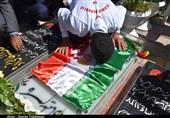 """""""سعید افروز"""" به مقام شامخ شهید سلیمانی ادای احترام کرد + تصاویر"""