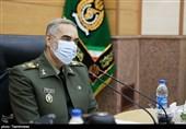 راهبرد وزارت دفاع تعامل همه جانبه با سازمان های نیروهای مسلح است