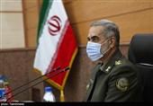 وزیر الدفاع الإیرانی: سنرد رداً قاسیاً على أی حماقة یرتکبها العدو