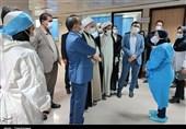 بازدید نماینده ولیفقیه در استان کردستان از بیمارستان بعثت+ تصاویر