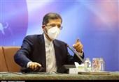 خطیب زاده: ایران هرگونه مداخله در برنامه هستهای صلح آمیز و موشکی خود را مردود میشمارد
