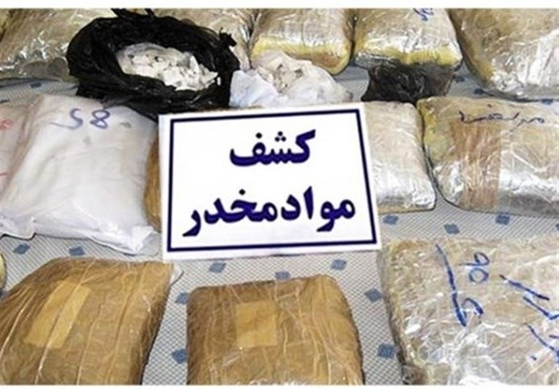 بیش از 3 تن مواد مخدر در استان فارس کشف شد