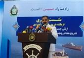 دریادار ایرانی: تنها کشوری هستیم که امنیت دریاییمان را خودمان تامین میکنیم/ تشریح ماموریت ناوگروه رزمی ارتش