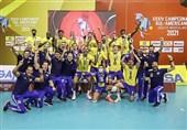 تیم ملی والیبال برزیل قهرمان آمریکای جنوبی شد