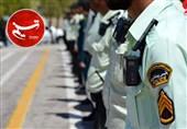 تشدید نظارت بر عملکرد مأموران انتظامی استان مرکزی با اجرای طرح هوشمندسازی پلیس + فیلم