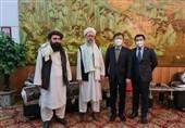 نخستین دیدار رسمی طالبان و نمایندگان چین در افغانستان