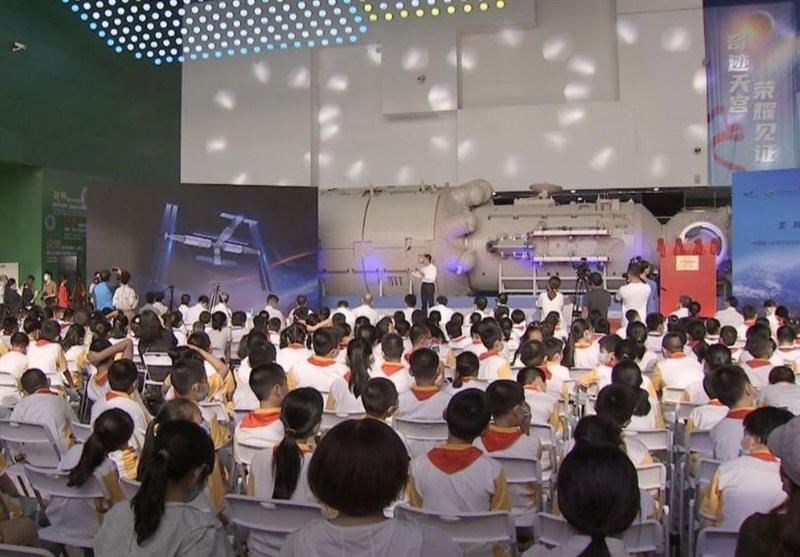 برنامه چین برای آشنایی دانشآموزان چینی با برنامه فضایی این کشور
