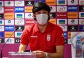 آزمون: امیدوارم به وظیفهام مقابل عراق عمل کنم و گل بزنم/ از بازی کنار همبازیانم لذت کافی را میبرم