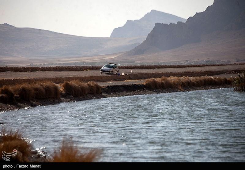احیا تالاب هشیلان در کرمانشاه