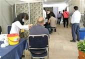 وزیر بهداشت در همدان: در دوماه گذشته 35 میلیون دز واکسن تزریق شده است