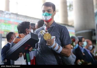 بازگشت کاروان پارالمپیک توکیو به کشور