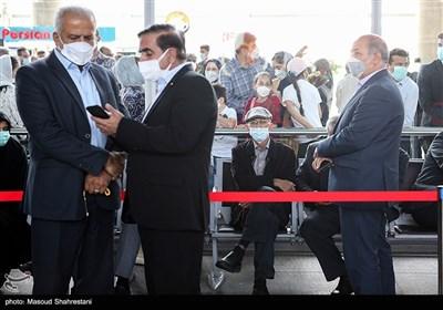 بیژن نوباوه نماینده مردم تهران در مجلس شورای اسلامی