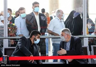صالحی امیری رئیس کمیته ملی المپیک