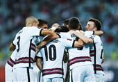 انتخابی جام جهانی 2022  شکست آذربایجان برابر پرتغال در حضور دو بازیکن ایرانی