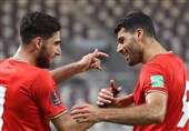 Jahanbakhsh, Taremi Shortlisted for Player of the Week