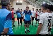 اردوی تیم ملی هندبال جوانان ایران برای مسابقات آسیایی + فیلم