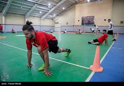 اردوی تیم ملی هندبال جوانان ایران در کرمانشاه