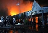 کشته شدن 41 زندانی در آتش سوزی گسترده در زندان اندونزی