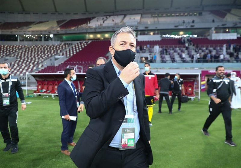 اسکوچیچ: با پیروزی مقابل امارات و کره یک پایمان را به جام جهانی میرسانیم/ رئال مادرید برای مهاجمان ما بزرگ نیست
