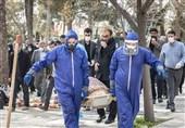 ویروس منحوس همچنان در گوشه و کنار استان اردبیل پرسه میزند