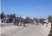 Syrian Army Enters Daraa Al-Balad District