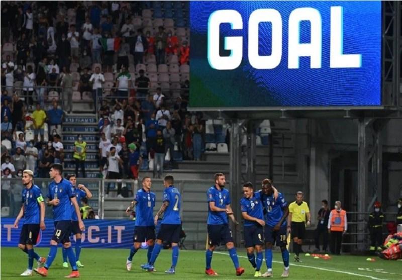 انتخابی جام جهانی ۲۰۲۲| برتری آلمان، اسپانیا و جشنواره گل ایتالیا/ لهستان ترمز انگلیس را کشید
