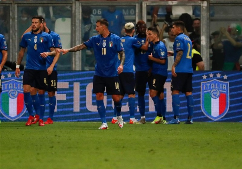 ایتالیا رکورد برزیلیها را شکست و دست به کاری بیسابقه زد