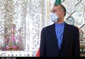 رایزنی وزرای خارجه ایران و روسیه در حاشیه نشست شانگهای
