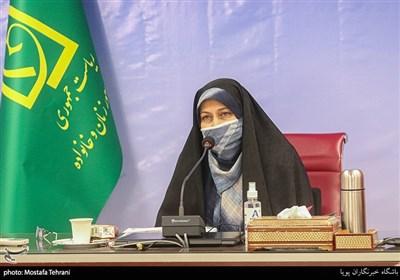 انسیه خزعلی، معاون رئیس جمهور در امور زنان و خانواده ریاست جمهوری