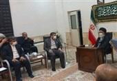 وزیر فرهنگ و ارشاد اسلامی با تولیت حرم حضرت معصومه(س) دیدار کرد