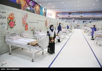 افتتاح مرکز بستری 110 تختخوابی امام خمینی (ره) در مشهد