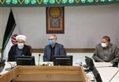 وزیر بهداشت با امام جمعه زنجان دیدار کرد