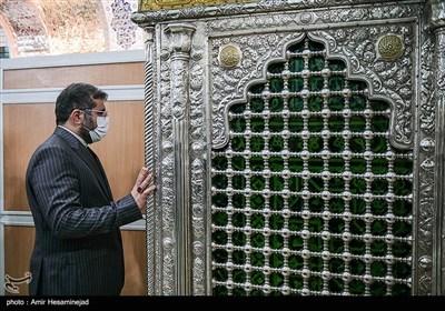 دیدار وزیر فرهنگ و ارشاد اسلامی با مراجع و علما در قم