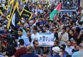 الفلسطینیون یستعدون لانتفاضة شعبیة الیوم الجمعة تضامنا ودعما للأسرى