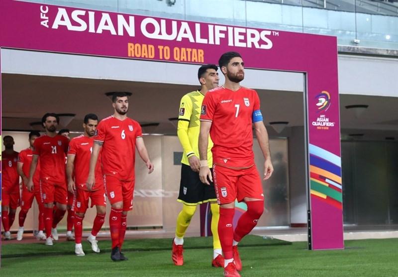 برنامه دیدارهای انتخابی جام جهانی ۲۰۲۲ به روز شد/ ایران – کره جنوبی در ورزشگاه آزادی
