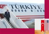 """سفر اردوغان به آمریکا برای افتتاح برج """"خانه ترک"""" و ابهام در روابط آنکارا – واشنگتن"""