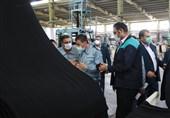 خیز بنیاد مستضعفان برای تولید 26 میلیون متر چادر مشکی/ خروج آرام خارجیها از بازار چادر مشکی ایران